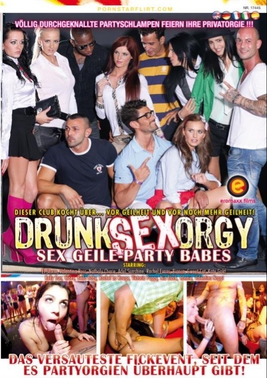 SEXGEILE PARTY BABES