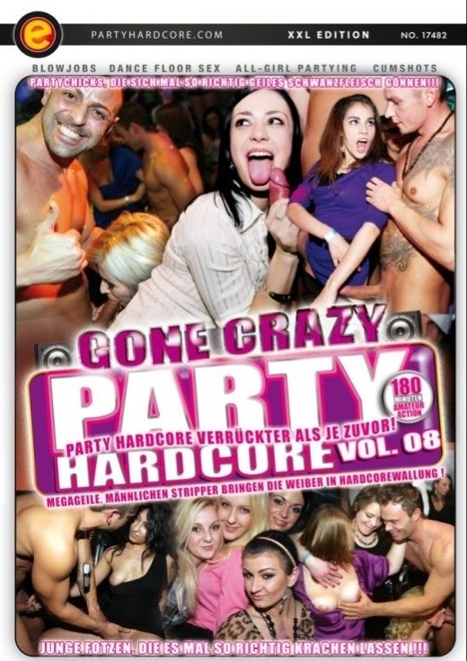 PARTY HARDCORE GONE CRAZY 8