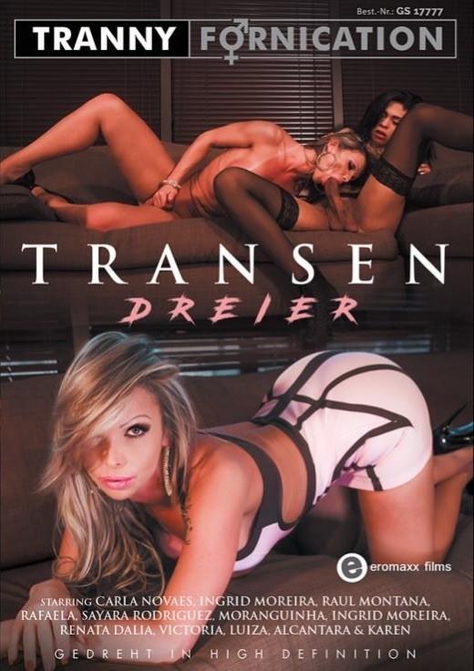 TRANNY FORNICATON:TRANSEN DREIER TRANNY THREESOMES