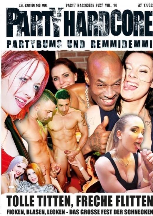 PARTY HARDCORE 2.0 VOL. 14: TOLLE TITTEN , FRECHE FLITTCHEN