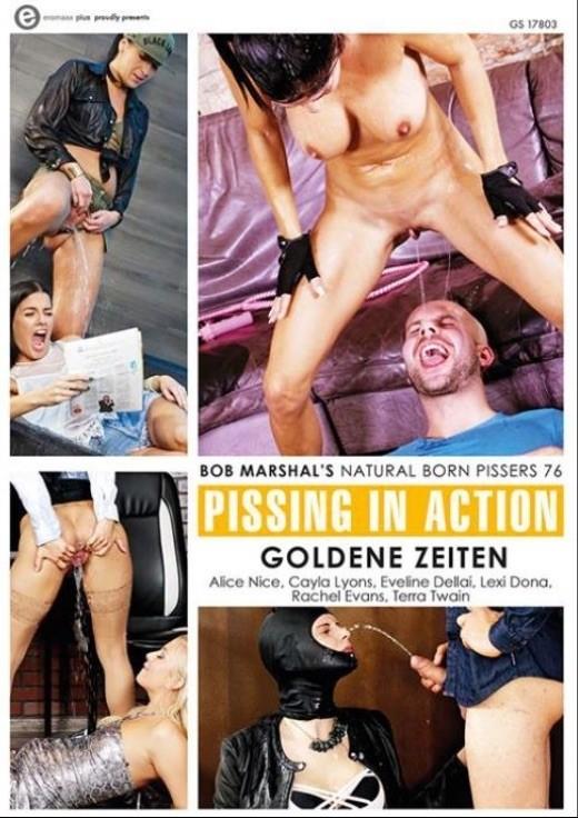PISSING IN ACTION 76: GOLDENE ZEITEN