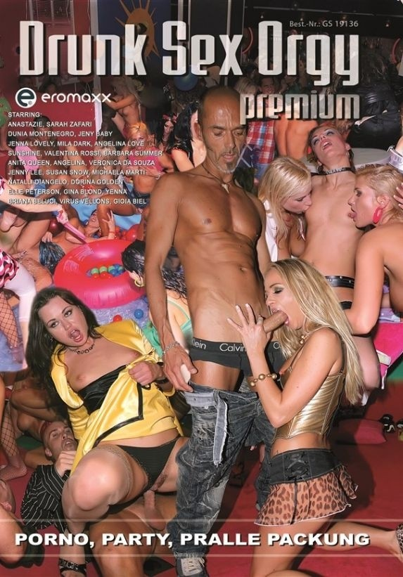 Porno Party Pralle Packung