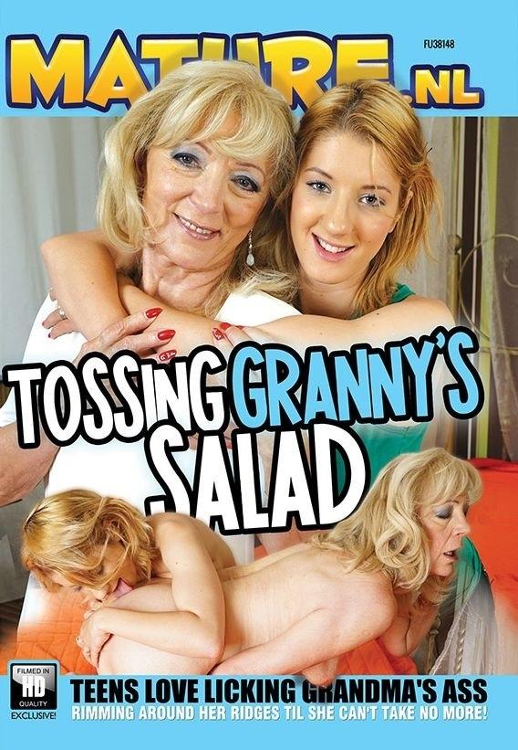 Tossing Grannys Salad