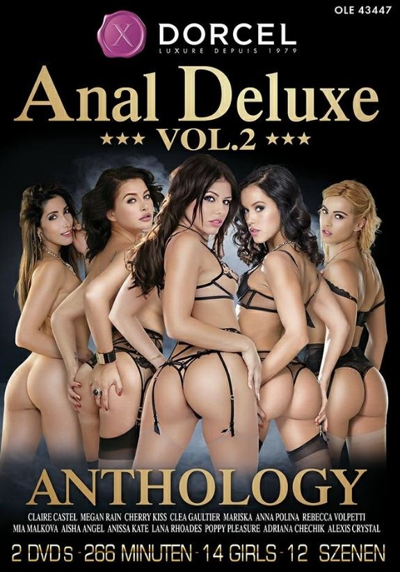 Anal Deluxe Vol. 2 Anthology (2xDVD)