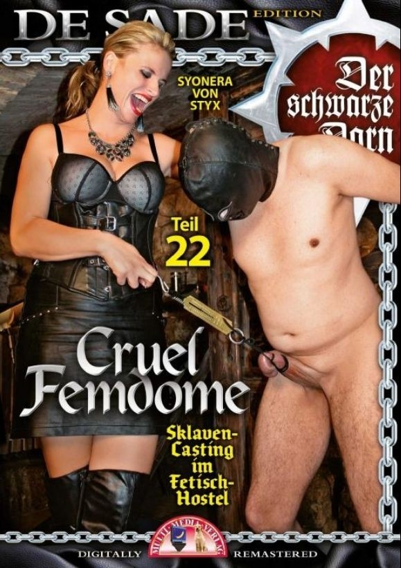 Cruel Femdome 22 Sklaven-Casting