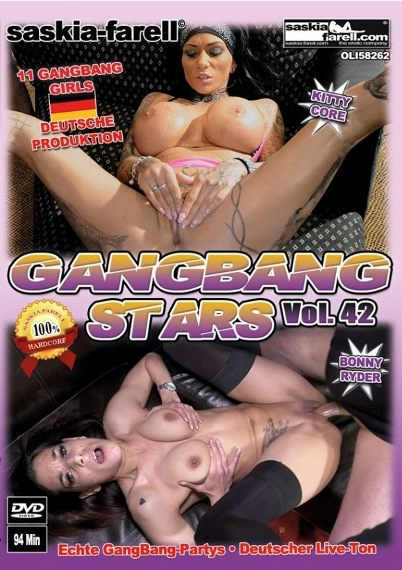 GangBang Stars Vol. 42