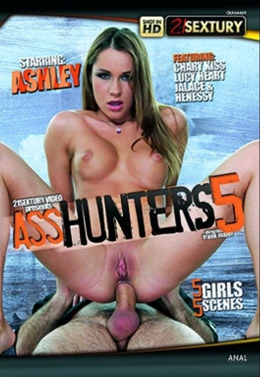 ASS HUNTERS 5