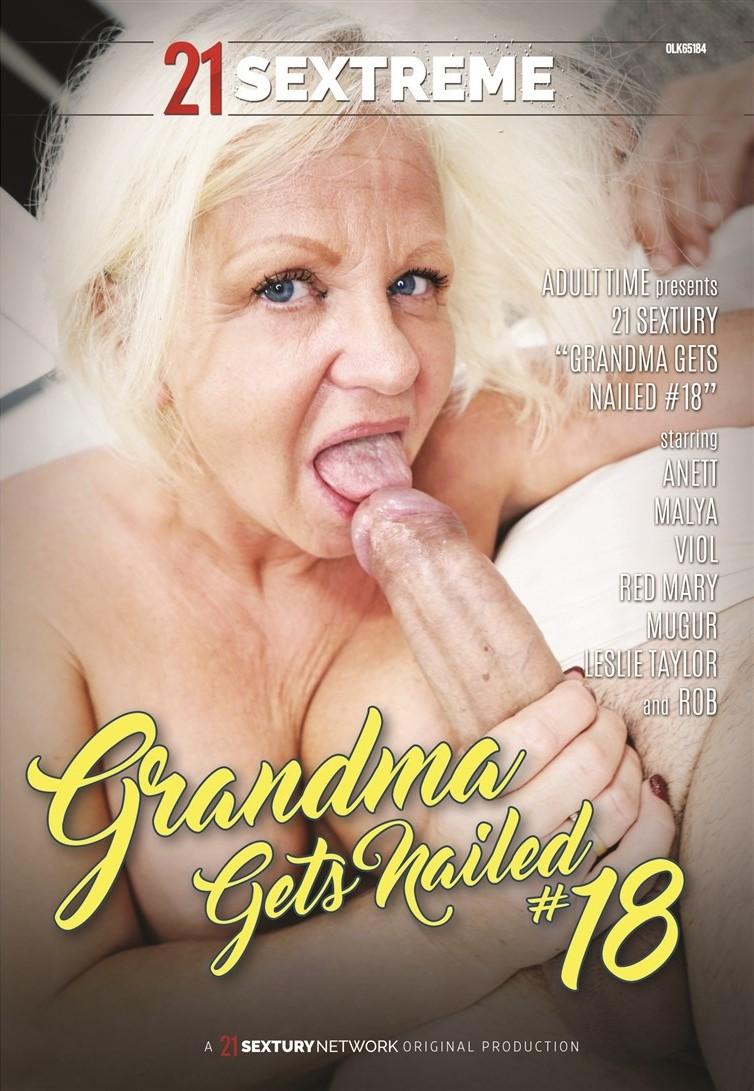 Grandma Gets Nailed #18