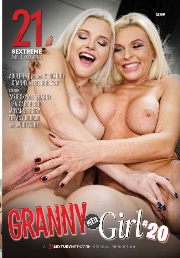 Granny Meets Girl #20