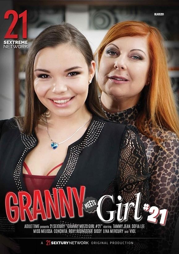Granny Meets Girl #21
