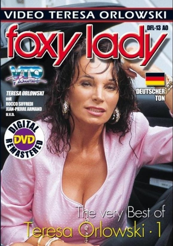 Foxy Lady REMASTERED The very Best of Teresa Orlowski 01