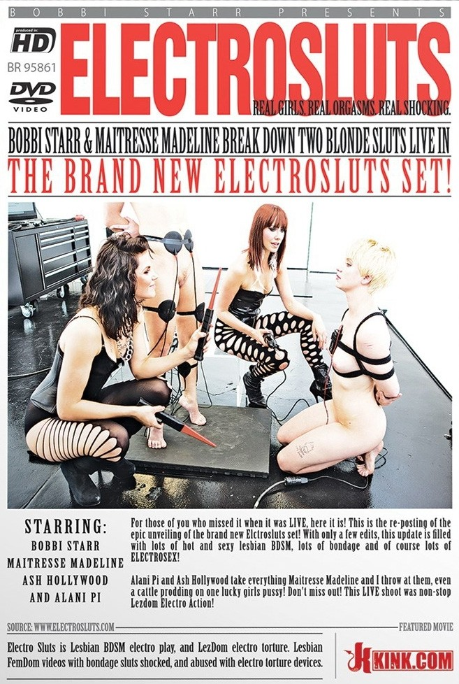 The Brand New Electrosluts Set!