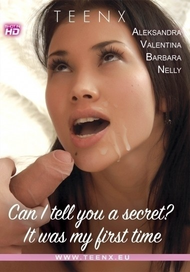 Can I tell you a secret? It was my first time