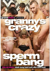 Granny's Crazy Sperm Bang