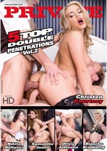 5 Top Double Penetrations Vol. 2