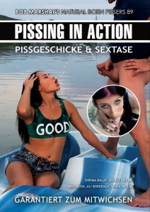 Pissing In Action 89: Pissgeschicke & Sextase / Pee-ings & Feelings