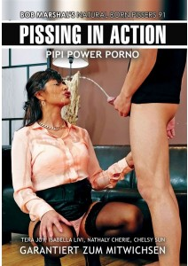 Pissing In Action 91: Pipi Power Porno