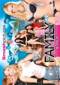 BOX FAMILY (6xDVD-PACK)