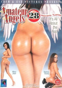 Amateur Angels #28: Heavenly Tushies