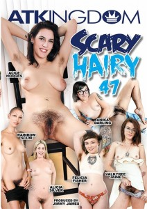 Scary Hairy #47