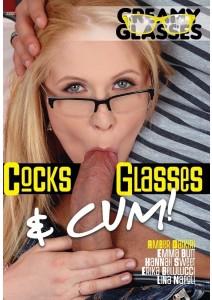 Cocks Glasses & Cum