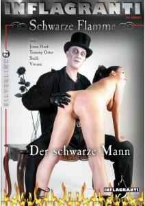 Schwarze Flamme Silverline 21 - Der schwarze Mann