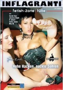 Fetish-Zone: Fusse - Hohe Hac ken nackte Sohlen