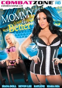 Mommy does it better 1