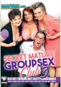Secret Mature Groupsex Club 3