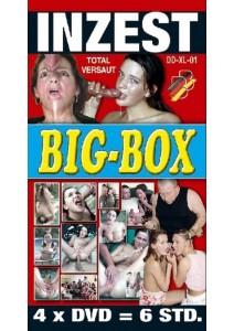 Big-Box 6Std. Inzest (4 DVD)