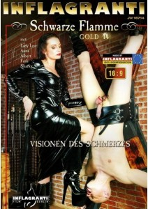 Schwarze Flamme GOLD 14 - Visionen des S chmerzes