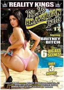 Big Ass Brazilian Butts Vol. 17