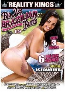 Big Ass Brazilian Butts Vol. 18