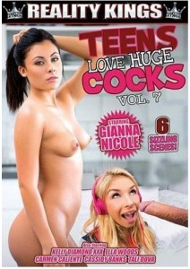 Teens Love Huge Cocks Vol. 07