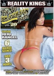 Big Ass Brazilian Butts Vol. 20