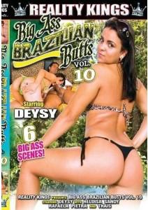 Big Ass Brazilian Butts Vol. 10