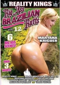 Big Ass Brazilian Butts Vol. 12