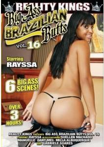 Big Ass Brazilian Butts Vol. 16