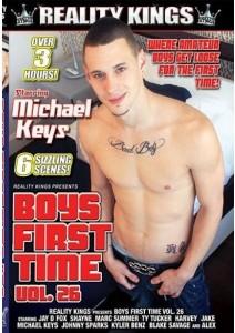 Boys First Time Vol. 26