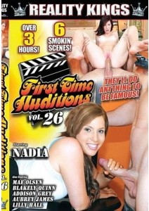 First Time Auditions Vol. 26