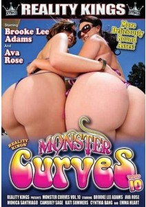 Monster Curves Vol. 10