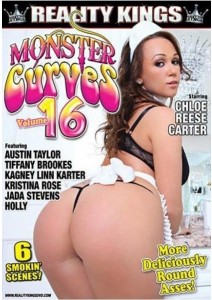 Monster Curves Vol. 16