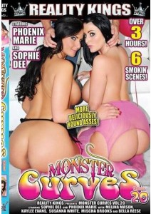 Monster Curves Vol. 20