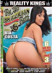 Big Ass Brazilian Butts Vol. 06