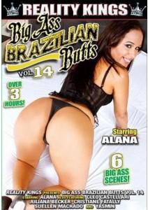 Big Ass Brazilian Butts Vol. 14