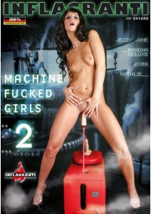 Machine Fucked Girls 02