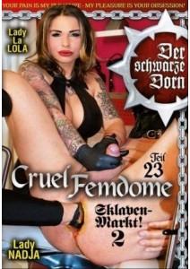 Der schwarze Dorn - Cruel Femdome 23