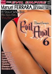 Manuel Ferrara - Evil Anal 6 (2 DVDs)