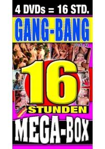 Big-Box Gang-Bang 16Std. (4 DVD)