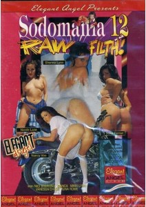 Sodomania 12: Raw Filth
